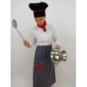 Униформа повара фартук