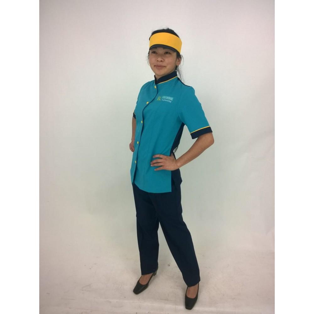 Униформа клининг