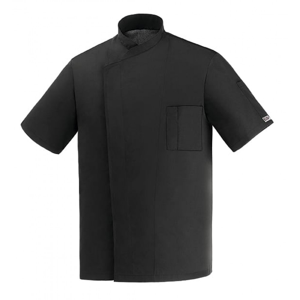 Chef's jacket with mesh Italy