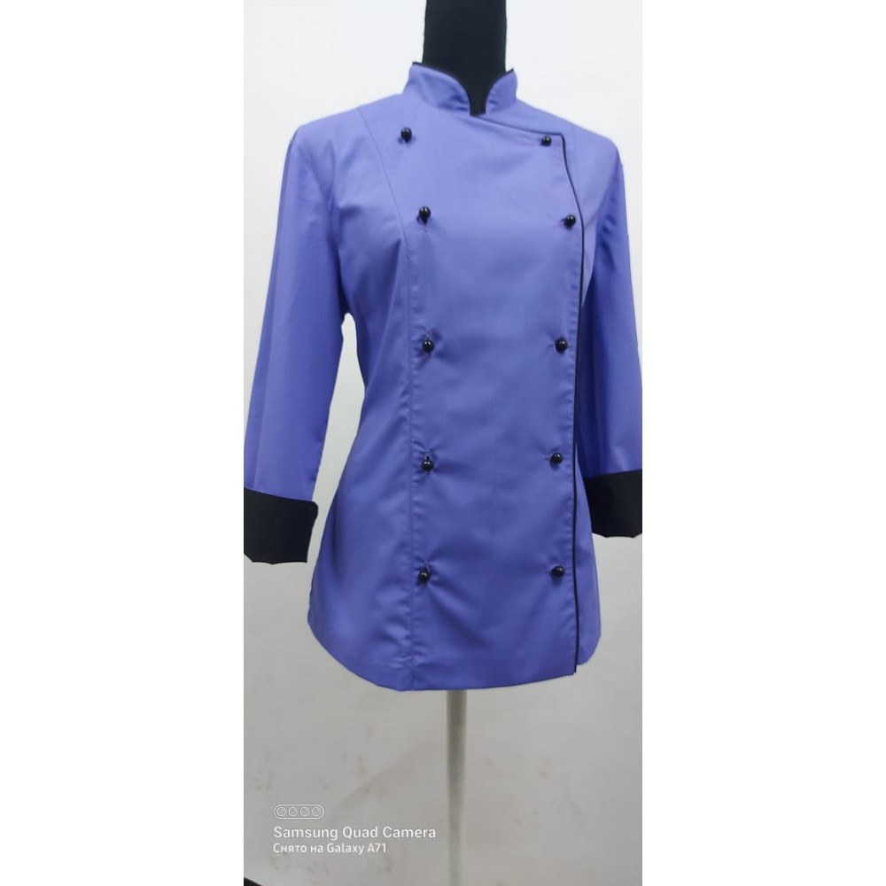 Chef's jacket for women