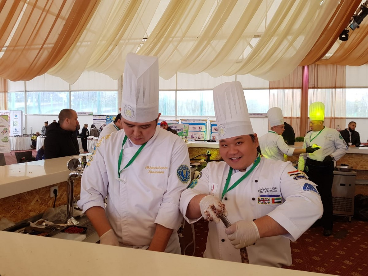 The best chefs from many countries