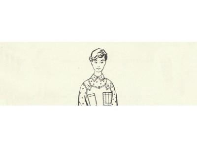 Униформа 50-х, связь времен.