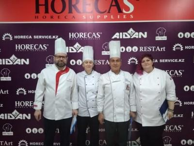 ProfiModa Sponsor Young Cooks Festival
