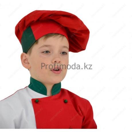 Caps for children's cook