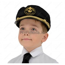 Фуражка детская Капитан
