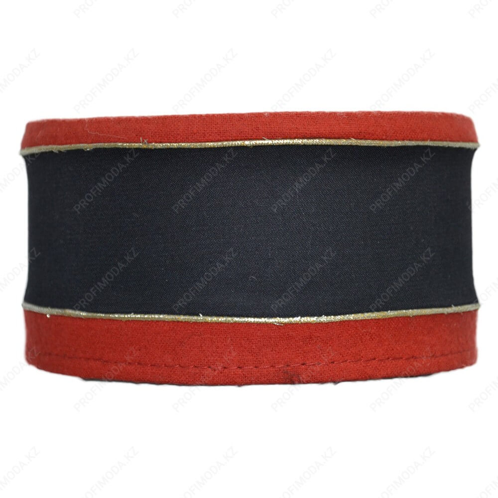 Bellboy cap without visor