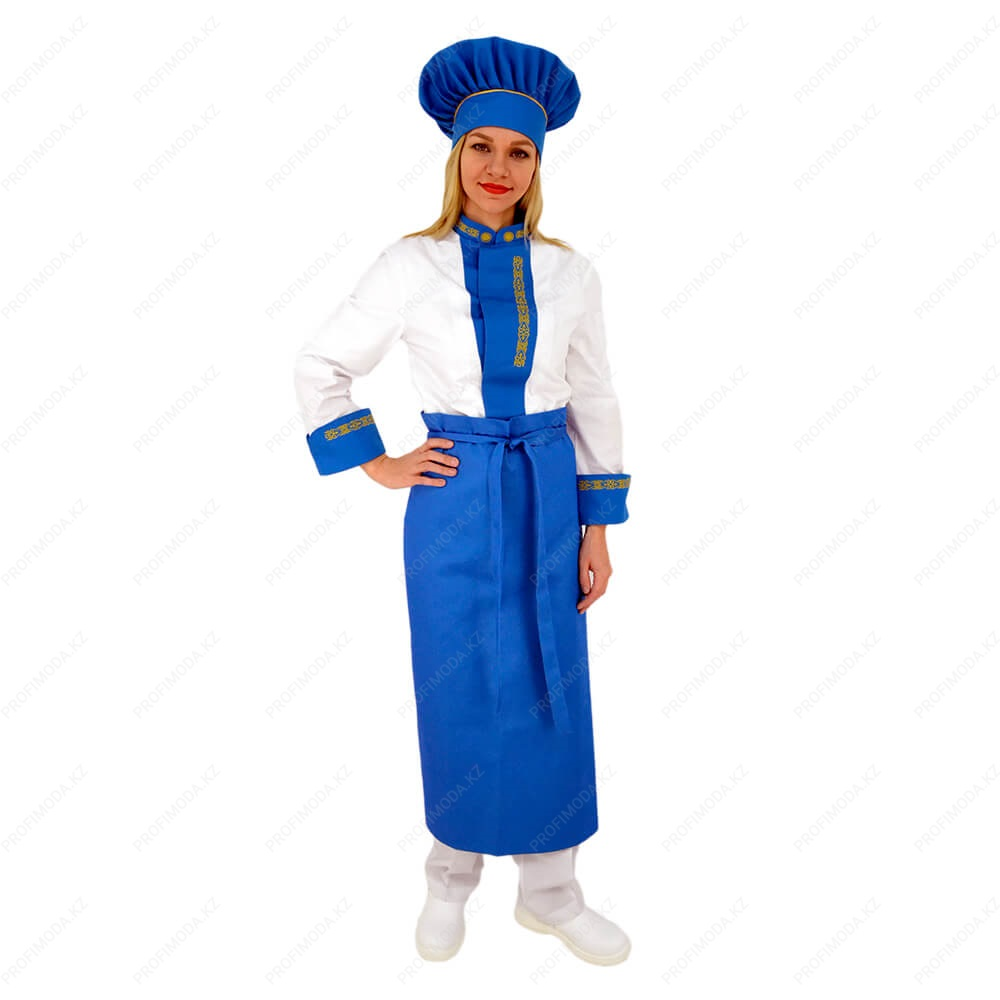Chef's national costume