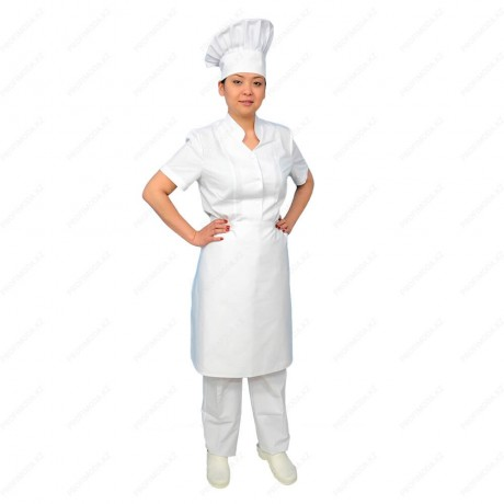 Overalls of the chef