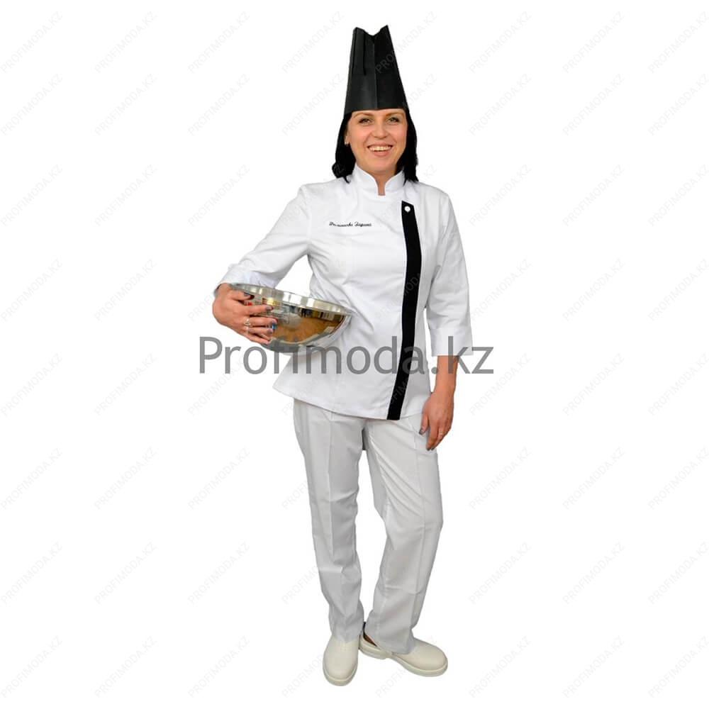 Спецодежда шеф-повара женская
