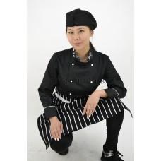 The chef's costume