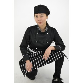 The chef's costume