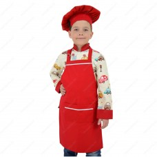 Children's uniform of the cook