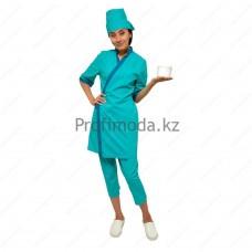 Uniform of the masseur
