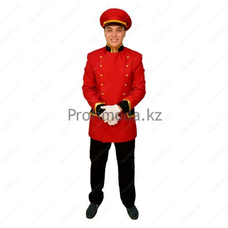 Uniform of doorman