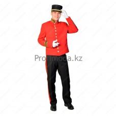 Uniform of doorman