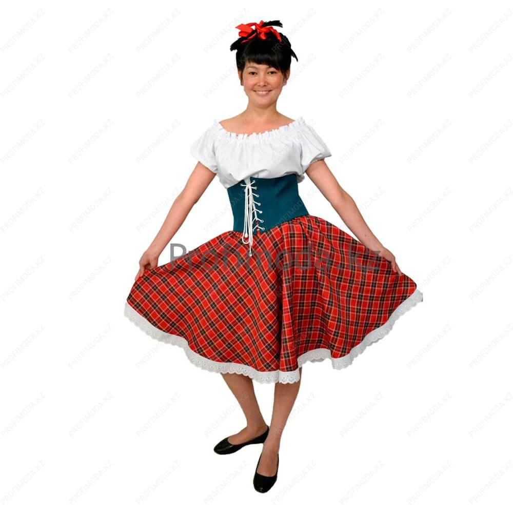 Bavarian Costume