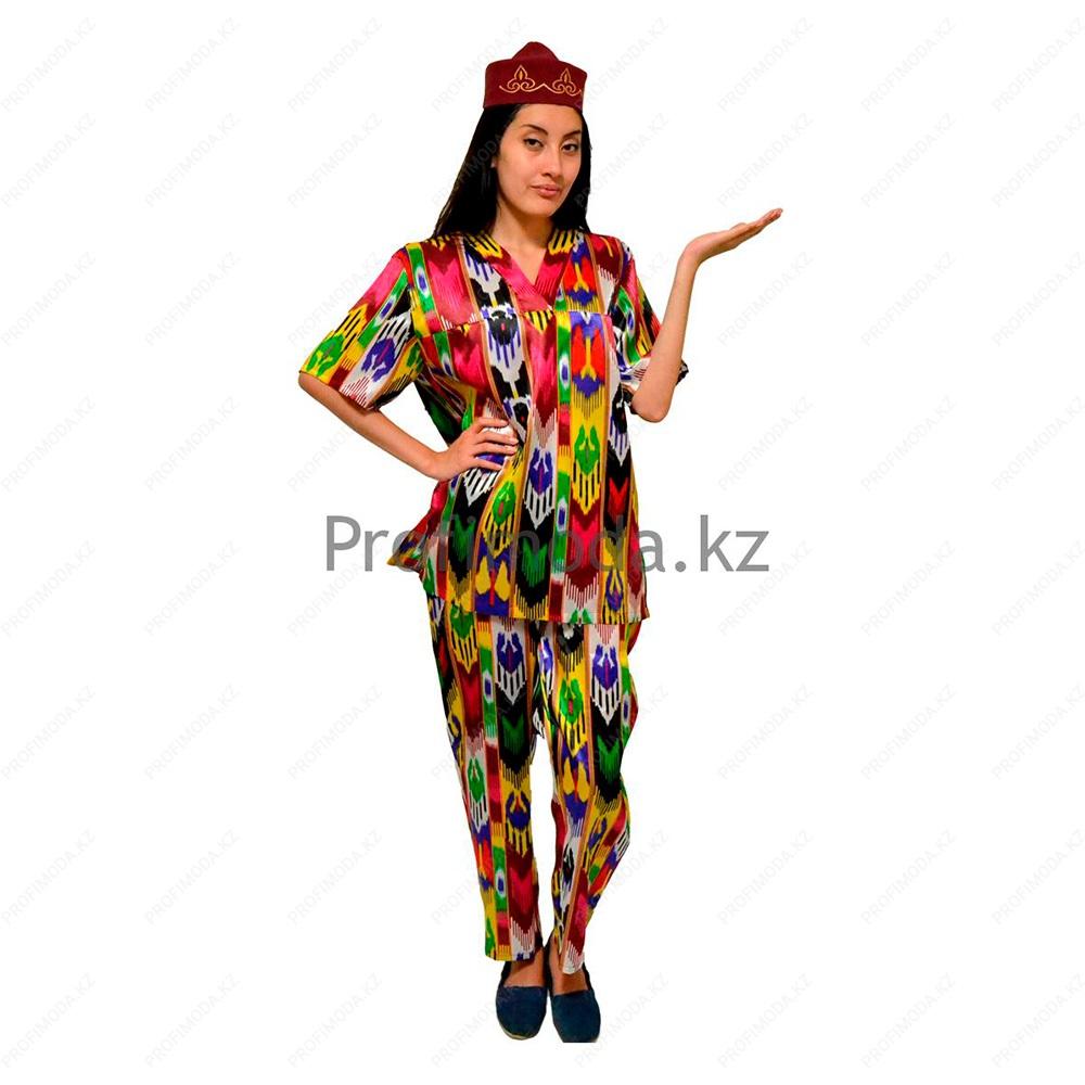 Uzbek costume