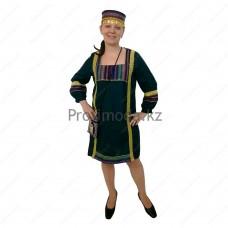 Платье национального ресторана