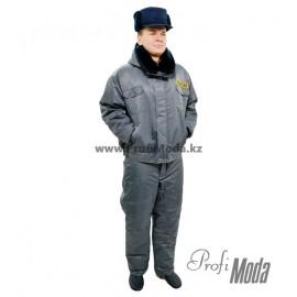Security guard costume