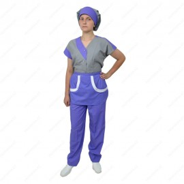 Overalls for technical equipment