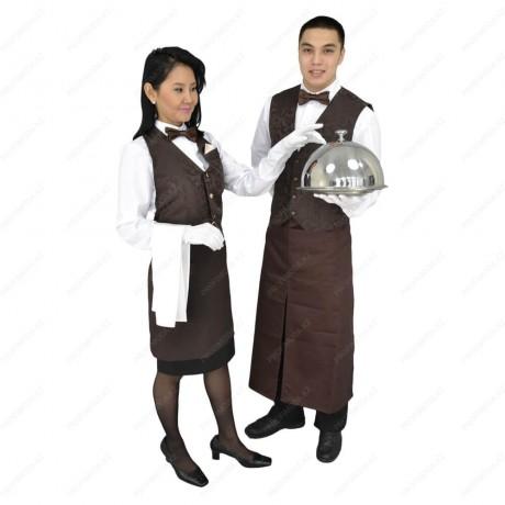A set of waiter uniforms