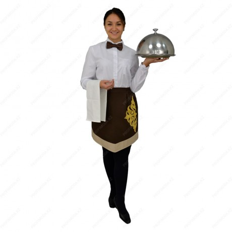 Waiter's uniform set