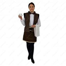 Waiter's uniform set