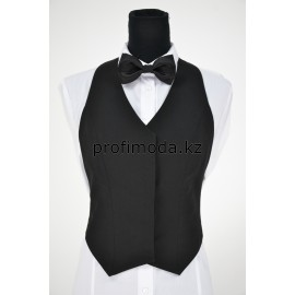 Vest female backless