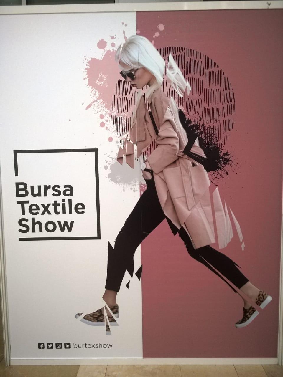 Выставка в городе Бурса