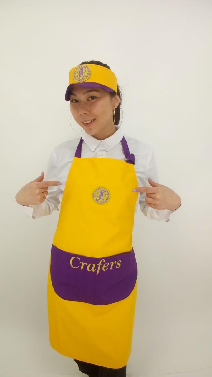 Our clients uniform